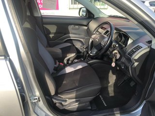 2008 Mitsubishi Outlander ZG MY08 LS Silver 5 Speed Manual Wagon.