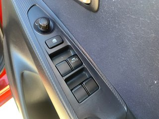 2014 Mazda 2 DE10Y2 MY14 Maxx Sport Soul Red 4 Speed Automatic Hatchback