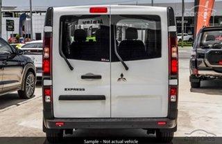2020 Mitsubishi Express SN MY21 GLX SWB White 6 Speed Manual Van.