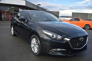 2018 Mazda 3 BN5278 Maxx SKYACTIV-Drive Sport Black 6 Speed Sports Automatic Sedan.