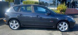 2005 Mazda 3 BK1031 SP23 Black 4 Speed Sports Automatic Hatchback.