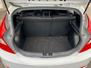 2018 Hyundai Accent RB6 MY18 Sport White 6 Speed Manual Hatchback