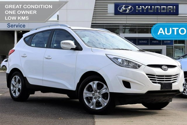 Used Hyundai ix35 LM3 MY15 Active South Melbourne, 2015 Hyundai ix35 LM3 MY15 Active 6 Speed Sports Automatic Wagon