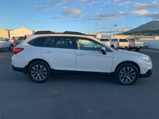 2016 Subaru Outback B6A MY16 2.5i CVT AWD White 6 Speed Constant Variable Wagon.