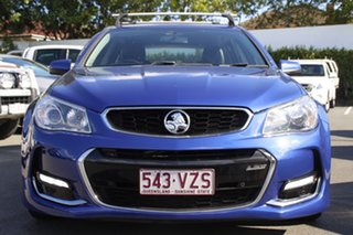 2015 Holden Commodore VF II MY16 SS Sportwagon Blue 6 Speed Sports Automatic Wagon.