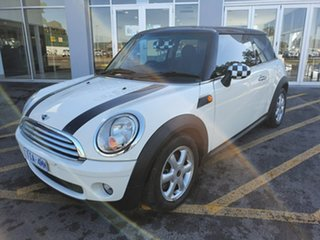 2009 Mini Hatch R56 Cooper Steptronic 6 Speed Sports Automatic Hatchback