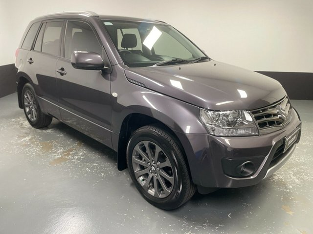 Used Suzuki Grand Vitara JB Sport Hamilton, 2018 Suzuki Grand Vitara JB Sport Grey 4 Speed Automatic Wagon