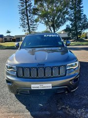 2021 Jeep Grand Cherokee WK MY21 Night Eagle Granite Crystal 8 Speed Sports Automatic Wagon.