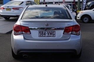 2014 Holden Cruze JH Series II MY14 SRi Z Series Silver 6 Speed Sports Automatic Hatchback