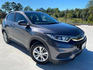 2020 Honda HR-V MY20 VTi Grey 1 Speed Constant Variable Hatchback.
