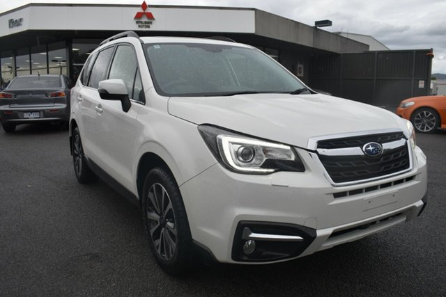 Used Subaru Forester S4 MY16 2.5i-S CVT AWD Wantirna South, 2016 Subaru Forester S4 MY16 2.5i-S CVT AWD White 6 Speed Constant Variable Wagon