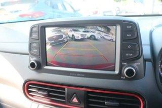 2020 Hyundai Kona OS.3 MY20 Highlander 2WD Pulse Red  Black Roof 6 Speed Sports Automatic Wagon