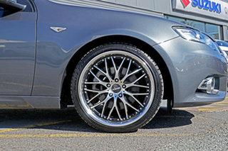 2014 Ford Falcon FG MkII XR6 Turbo Grey 6 Speed Sports Automatic Sedan