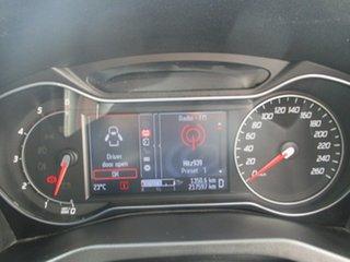 2010 Ford Mondeo MC Titanium TDCi Silver 6 Speed Direct Shift Hatchback
