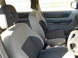 2007 Nissan X-Trail T30 II MY06 ST-S Blue 4 Speed Automatic Wagon