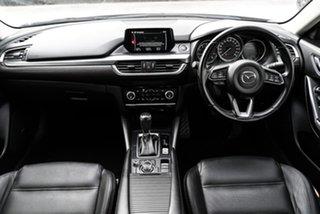 2018 Mazda 6 GL Series Touring Silver Sports Automatic Sedan.
