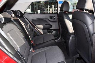 2020 Hyundai Venue QX.V3 MY21 Elite ((Sunroof) Fiery Red 6 Speed Automatic Wagon