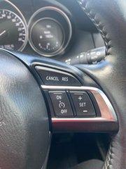 2017 Mazda CX-5 KE1032 Grand Touring SKYACTIV-Drive i-ACTIV AWD Black 6 Speed Sports Automatic Wagon