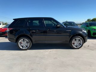 2016 Land Rover Range Rover Sport L494 16MY SE Black 8 Speed Sports Automatic Wagon.