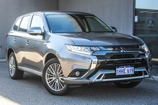 2021 Mitsubishi Outlander ZL MY21 PHEV AWD ES Titanium 1 Speed Automatic Wagon Hybrid.