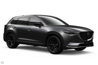 2021 Mazda CX-9 TC GT SP SKYACTIV-Drive Grey 6 Speed Sports Automatic Wagon