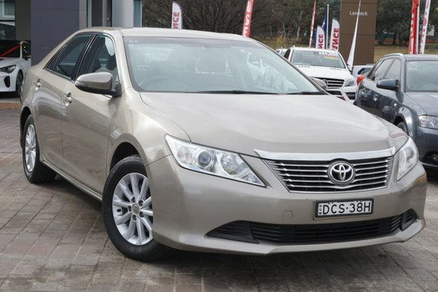 Used Toyota Aurion GSV50R AT-X Phillip, 2014 Toyota Aurion GSV50R AT-X Brown 6 Speed Sports Automatic Sedan