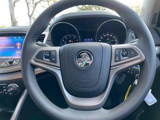 2017 Holden Commodore VF II MY17 Evoke Blue 6 Speed Sports Automatic Sedan