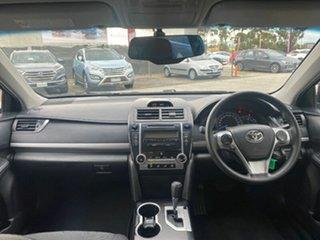 2012 Toyota Camry ASV50R Altise Black 6 Speed Sports Automatic Sedan