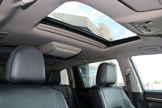 2015 Toyota Kluger GSU55R Grande AWD Black 6 Speed Sports Automatic SUV