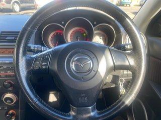 2005 Mazda 3 BK1031 SP23 Black 4 Speed Sports Automatic Hatchback