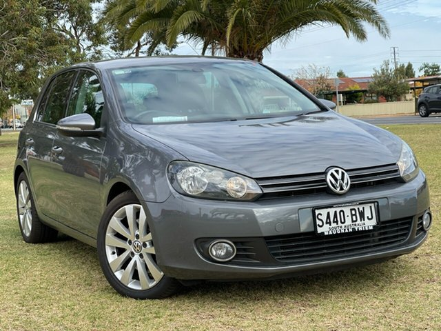 Used Volkswagen Golf VI MY12.5 118TSI DSG Comfortline Cheltenham, 2012 Volkswagen Golf VI MY12.5 118TSI DSG Comfortline Grey 7 Speed Sports Automatic Dual Clutch