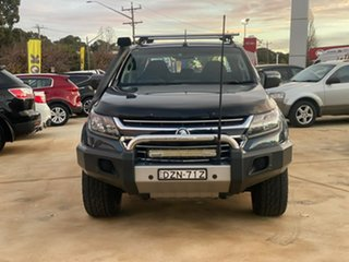 2018 Holden Colorado LS Grey Sports Automatic Dual Cab Utility