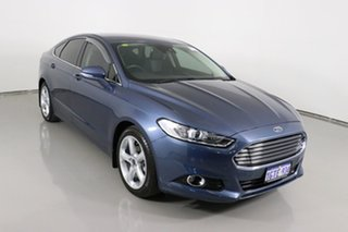 2019 Ford Mondeo MD MY18.75 Trend TDCi Blue 6 Speed Automatic Hatchback