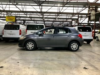 2008 Toyota Corolla ZRE152R Ascent Grey 6 Speed Manual Hatchback