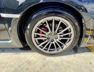 2012 Subaru Impreza G3 MY12 WRX AWD Black 5 Speed Manual Hatchback