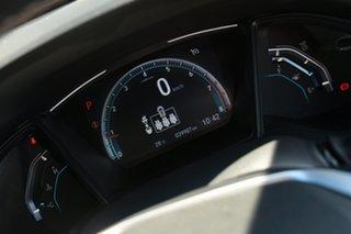 2019 Honda Civic 10th Gen MY19 VTi-S Grey 1 Speed Constant Variable Sedan