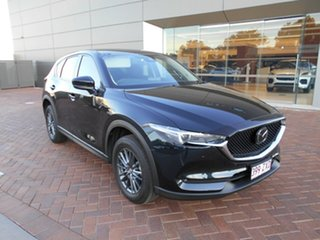 2020 Mazda CX-5 KF2W7A Maxx SKYACTIV-Drive FWD Sport Black 6 Speed Sports Automatic Wagon.