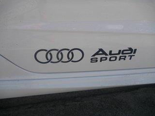 2019 Audi A3 8V MY19 35 TFSI Sportback S Tronic S Line Plus White 7 Speed