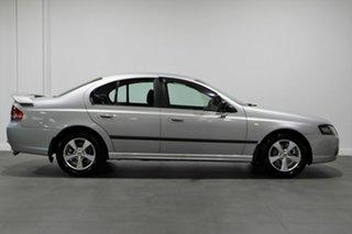 2006 Ford Falcon BF Mk II XT Silver 4 Speed Sports Automatic Sedan