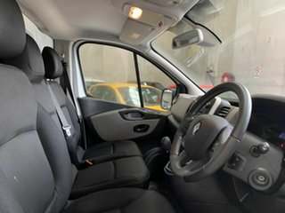 2018 Renault Trafic X82 103KW Low Roof LWB White 6 Speed Manual Van