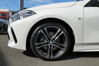 2020 BMW 118i F40 M Sport Alpine White 7 Speed Auto Dual Clutch Hatchback.