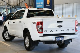 2018 Ford Ranger PX MkII MY18 XLS 3.2 (4x4) Cool White 6 Speed Automatic Double Cab Pick Up.