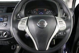 2016 Nissan Navara NP300 D23 ST (4x4) Blue 7 Speed Automatic Dual Cab Utility