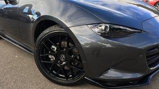 2017 Mazda MX-5 ND GT RF SKYACTIV-Drive Grey 6 Speed Sports Automatic Targa.