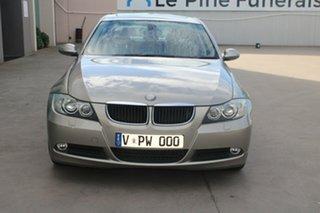 2008 BMW 320d E90 08 Upgrade 6 Speed Auto Steptronic Sedan.