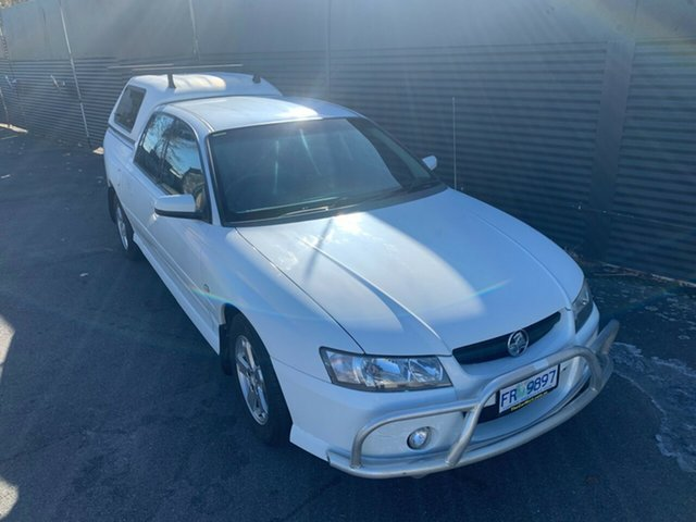 Used Holden Crewman VZ MY06 S Launceston, 2006 Holden Crewman VZ MY06 S White 4 Speed Automatic Utility