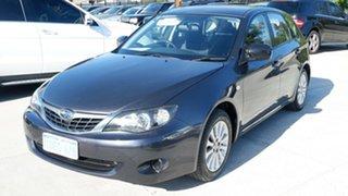 2009 Subaru Impreza G3 MY09 R AWD Grey 4 Speed Sports Automatic Hatchback.