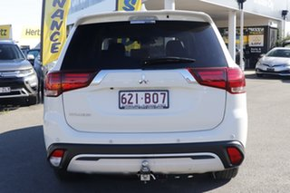 2019 Mitsubishi Outlander ZL MY19 LS 2WD White 6 Speed Constant Variable Wagon
