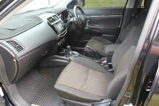 2016 Mitsubishi ASX XC MY17 LS 2WD Black 6 Speed Constant Variable Wagon
