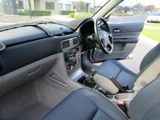 2004 Subaru Forester MY04 XS Luxury Silver 5 Speed Manual Wagon